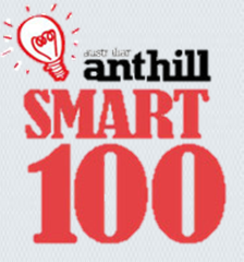 GripSox® was ranked #36 in the 2009 Australian Anthill Magazine's Smart 100 Awards for Australia's most innovative products!